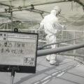 火力発電所の塗装工事06