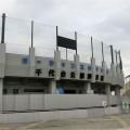 千代台公園野球場外壁塗装工事4