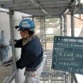 市営深堀団地3号棟屋根・外壁改修工事01