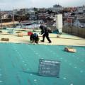 市営深堀団地3号棟屋根・外壁改修工事05