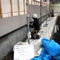 福島館古社宅屋根・外壁修繕工事04