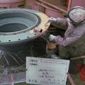 発電設備の塗装工事03