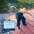 青少年研修センター屋根塗装工事03