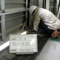 消防本部・北消防署大縄出張所オーバースライダー改修工事02
